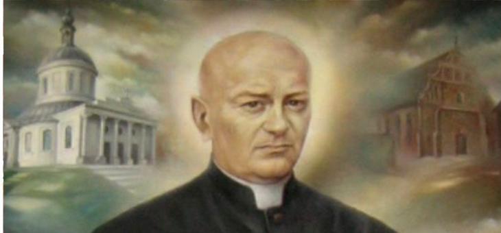 Modlitwa za wstawiennictwem błogosławionego Księdza Narcyza Putza  – proboszcza parafii św. Jadwigi Śląskiej w Mądrem: